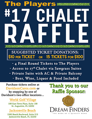 The Players Raffle Thumbnail